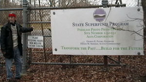 Superfund Cleanup Site